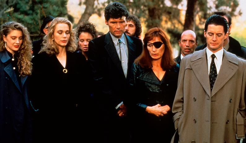 """Första och andra säsongen av """"Twin Peaks"""" visades 1990–91. Nu är filmskaparna David Lynch och Mark Frost tillbaka med en tredje säsong."""
