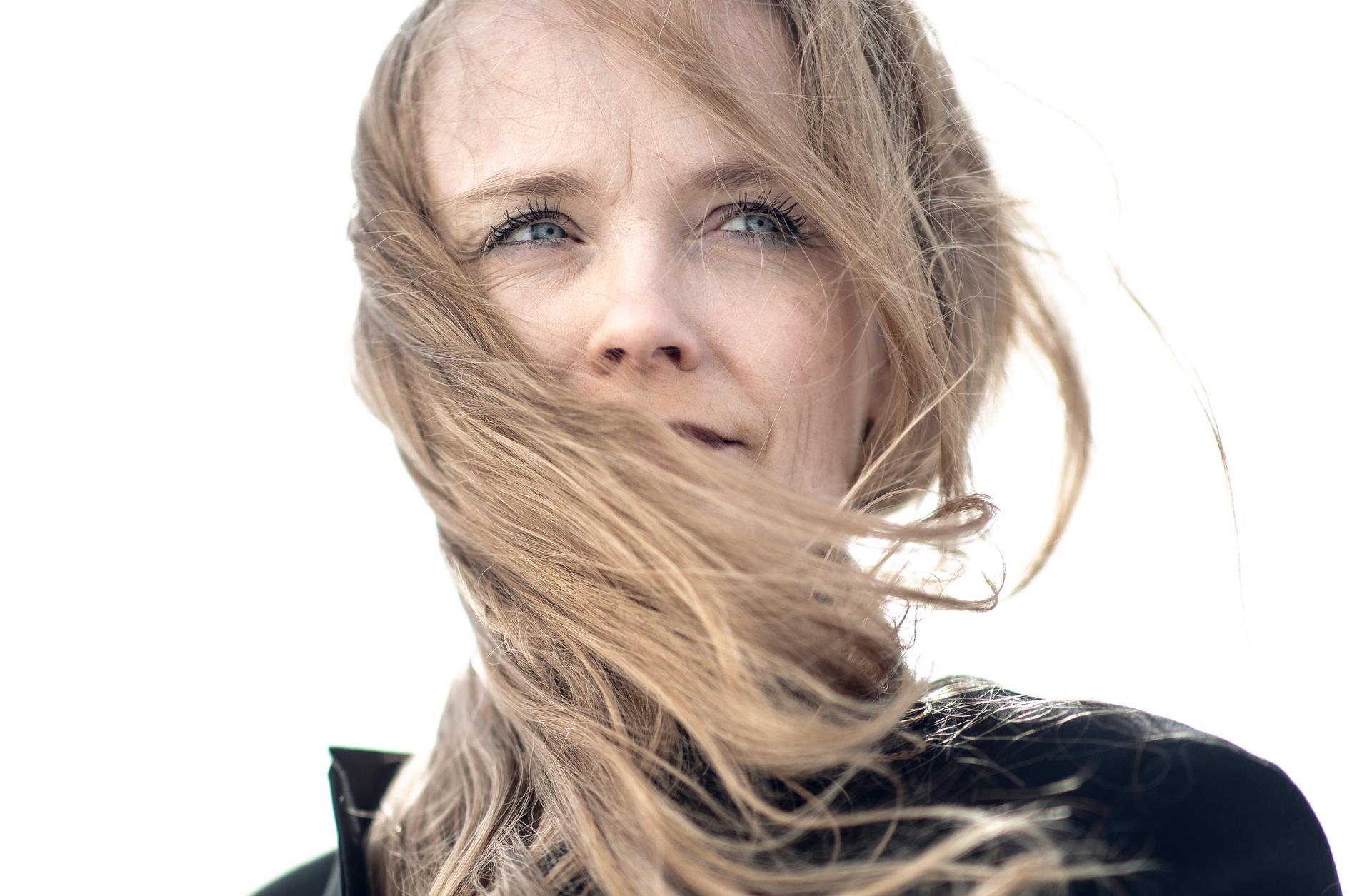 """Ane Brun släpper i dag albumet """"After the great storm"""". Ytterligare ett album kommer i slutet av november."""