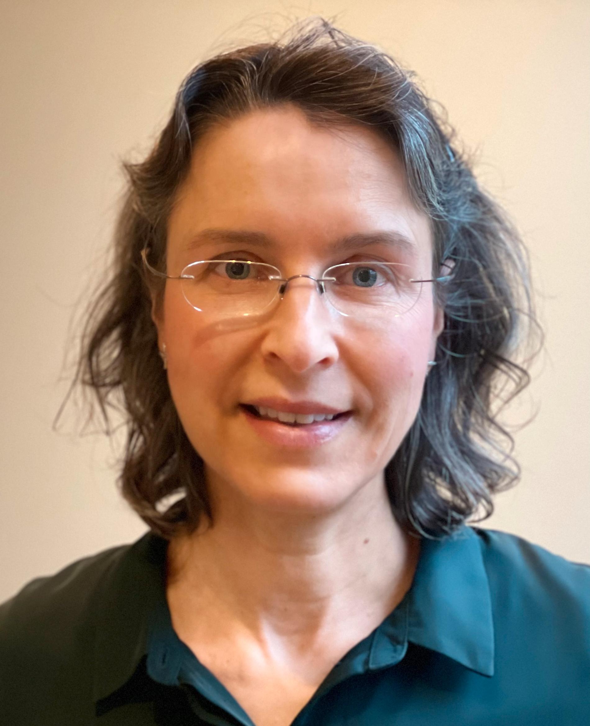 Anna Steinberg.