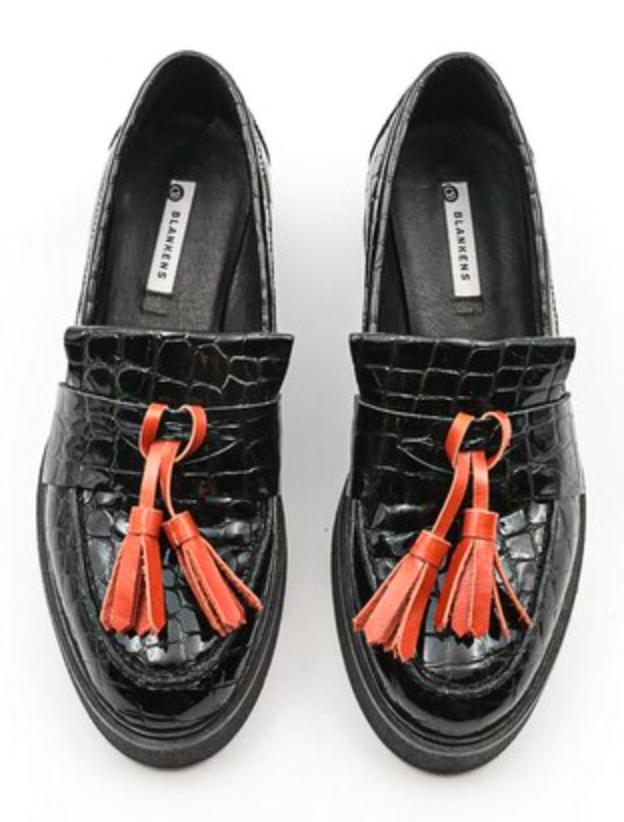 Loafers från Blankens