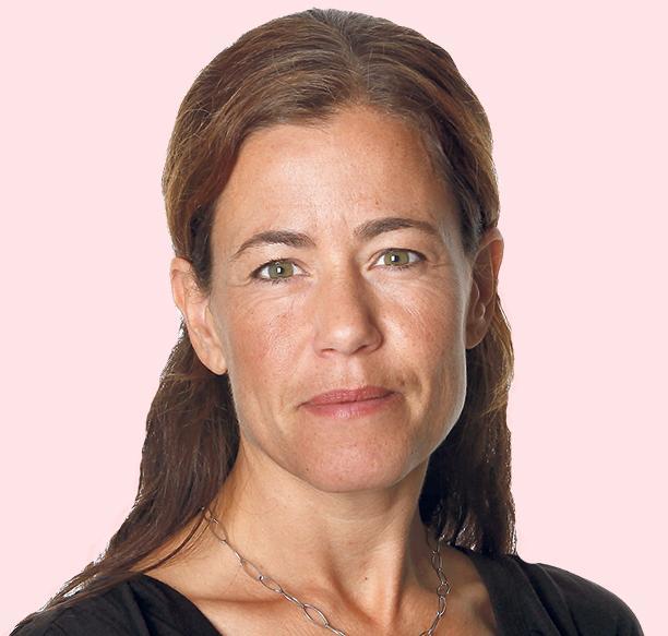 Petra Thorén.