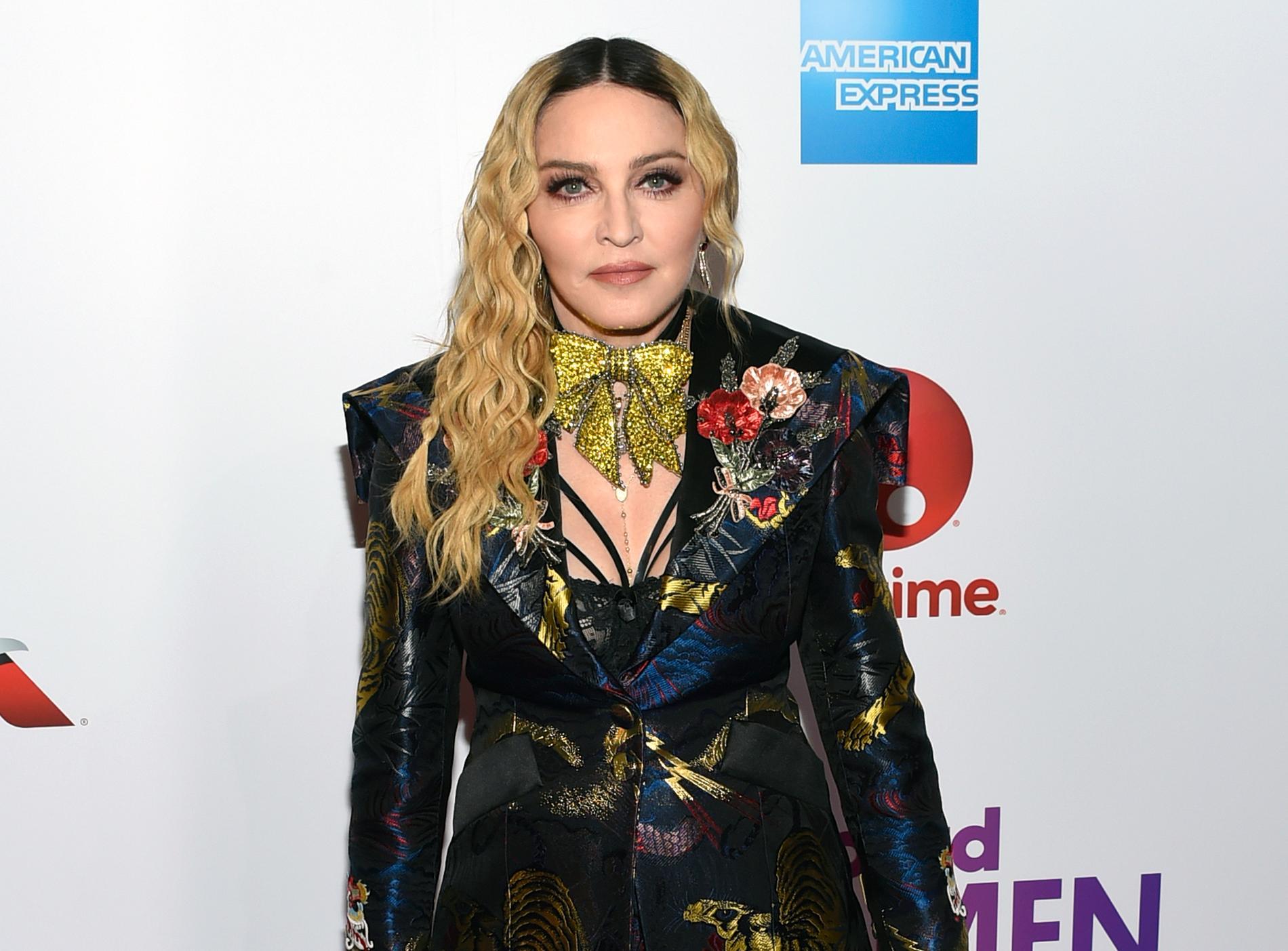 Madonna har ställt in ännu en konsert. Arkivbild.