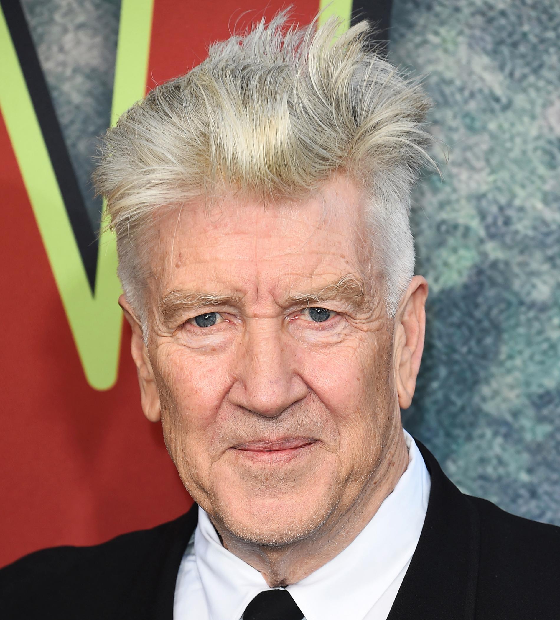 """David Lynch, regissör och skådespelare i """"Twin Peaks"""""""