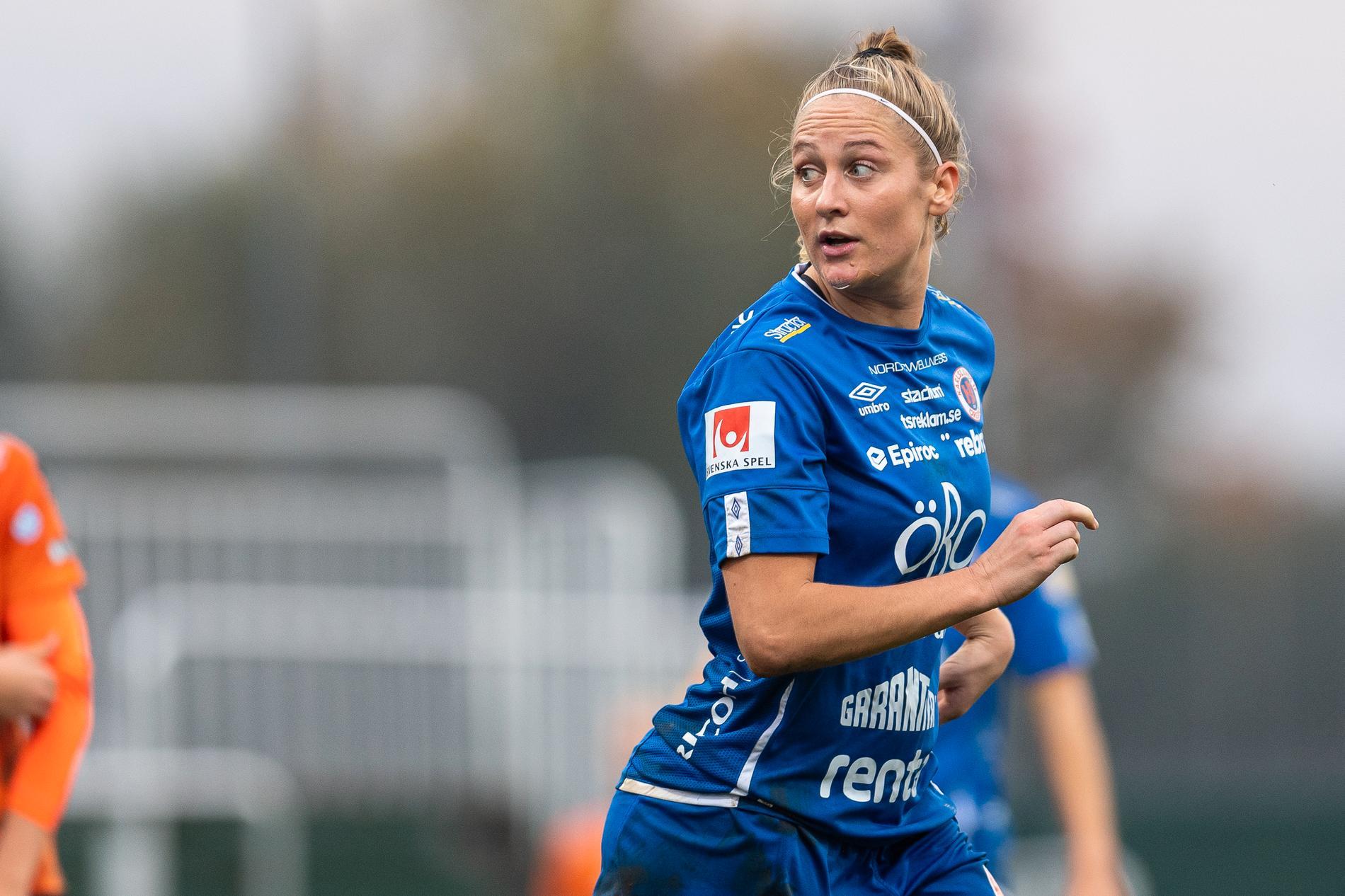 Karin Lundin.