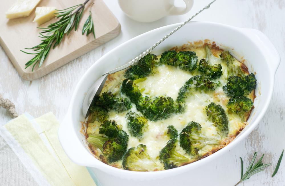 Broccoligratäng recept
