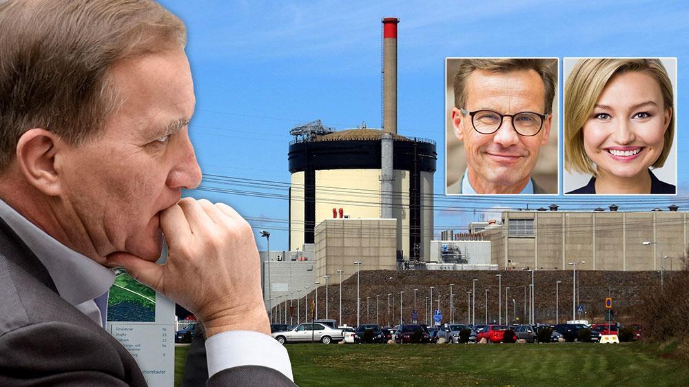 Kris efter kris drabbar svensk energiförsörjning. Nu hotas delar av Sverige att släckas ner mitt under semestern på grund av akut effektbrist. Socialdemokraternas energipolitik med Miljöpartiets osunda inflytande äventyrar den svenska elförsörjningen, skriver Ulf Kristersson (M) och Ebba Busch (KD).