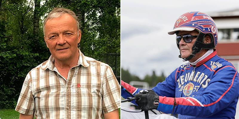 67-årige Torbjörn Jansson är en av de allra största inom svensk travsport.