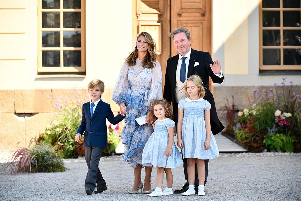 Prinsessan Madeleine och hennes familj har inte varit i Sverige på över ett och ett halvt år. I somras kom de äntligen till Sverige på besök från Florida.