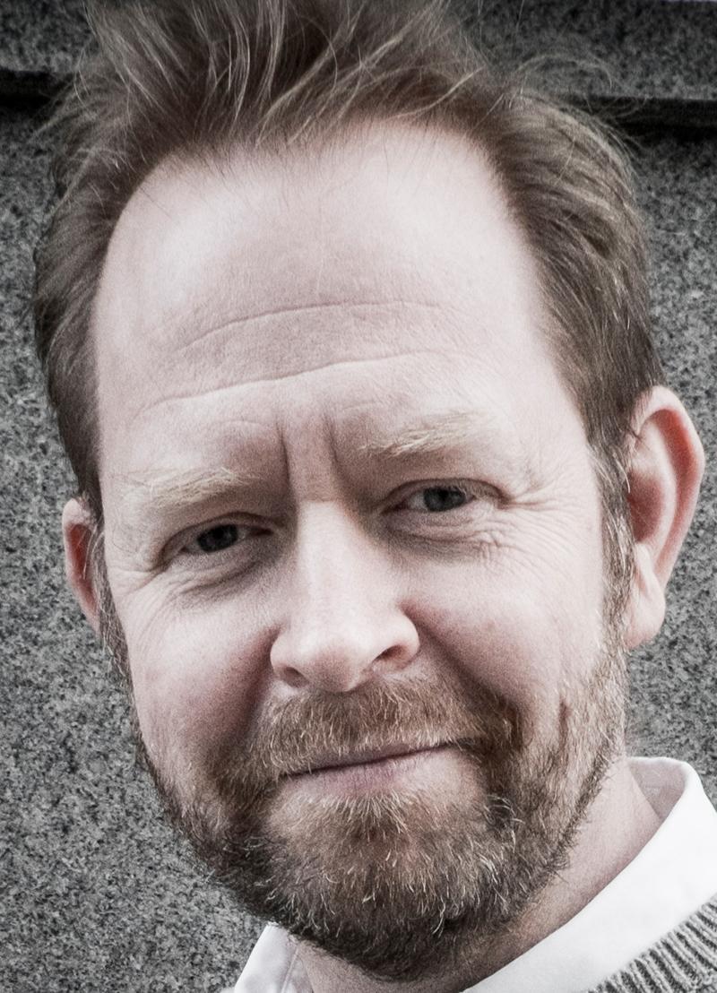 Daniel Sandström slår mot sina gamla kollegor. Foto: Magnus Hjalmarson Neideman/SVD/TT