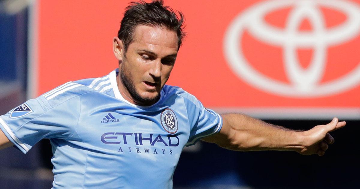 Frank Lampard är 38 år gammal.