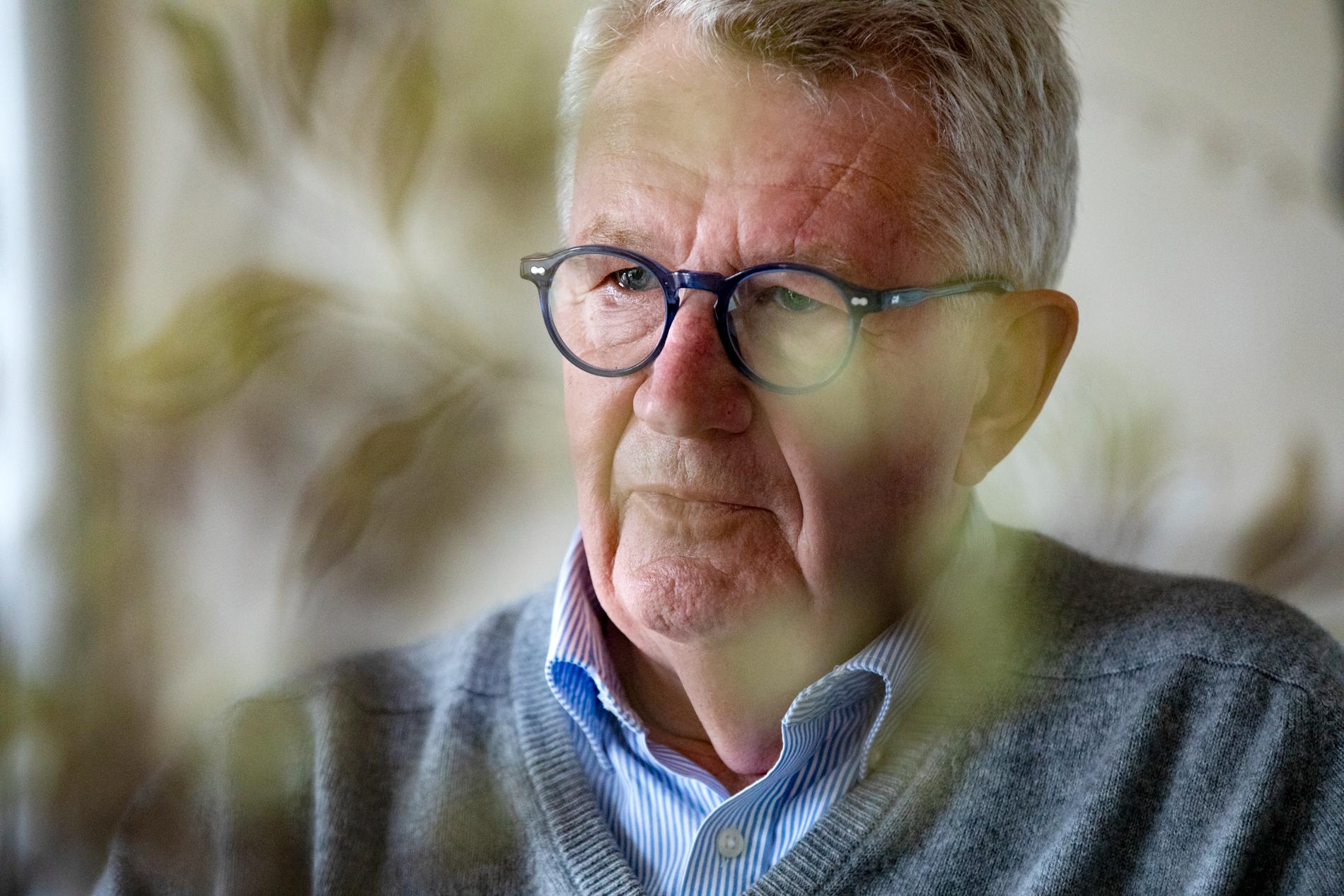 Johan Giesecke, tidigare statsepidemiolog.