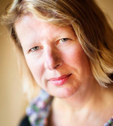 Kerstin Lundell, författare. Foto: Linda Gren