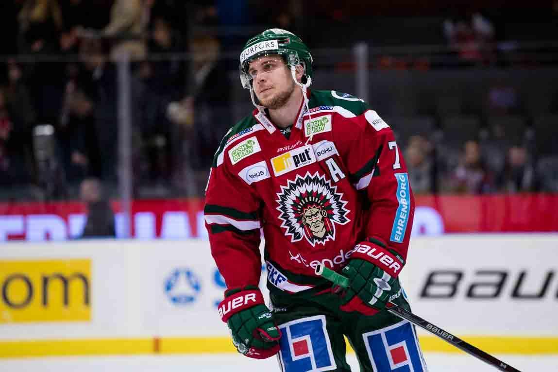 Henrik Tömmernes.