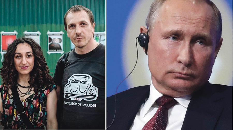 Precis som en groda i en kastrull på spisen vänjer man sig vid den gradvisa förändringen. Tills det är för sent, skriver Pussy Riot-medlemmarna Alexey Knedlyakovsky och Lusine Dzhanian och listar varnande exempel från Putins Ryssland.