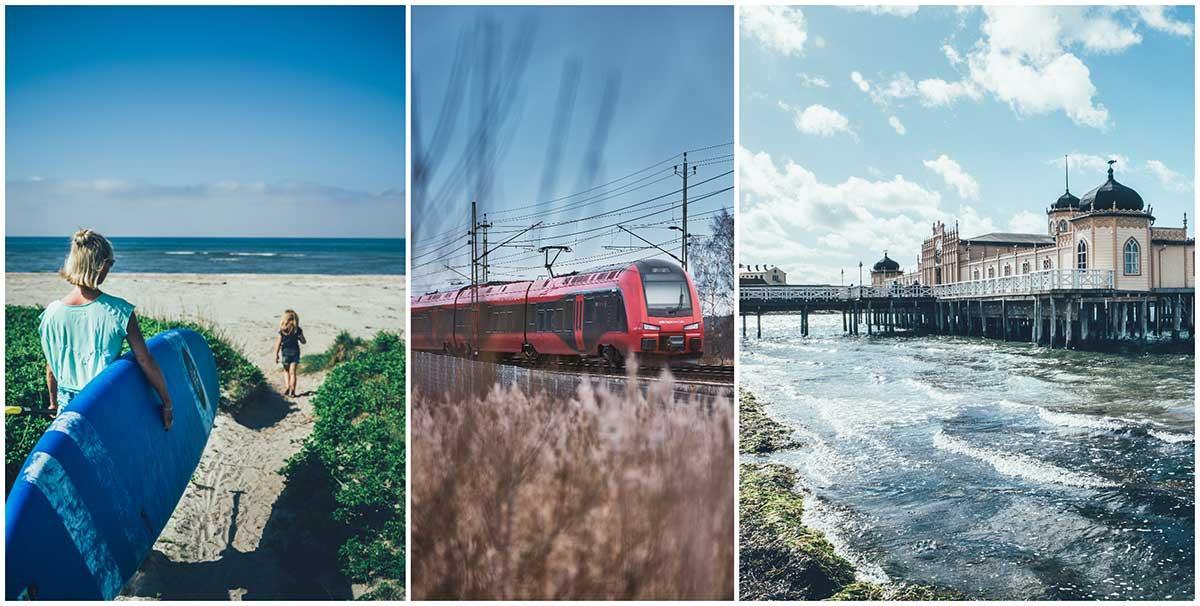 Nu kör MTR Express direkttåg mellan Stockholm och Halland.