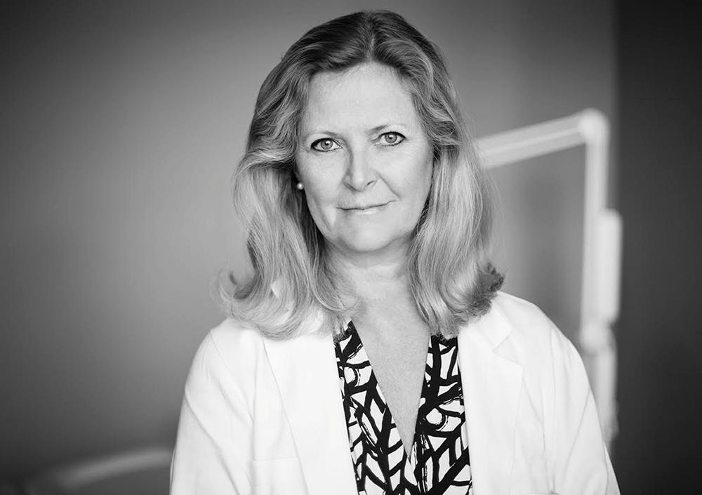 Gabriella Sellman, läkare och specialist i plastikkirurgi på Akademikliniken.