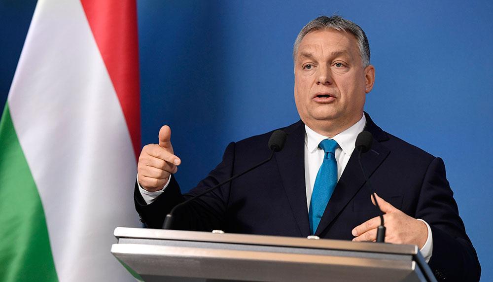 Victor Orbáns Ungern är SD:s förebild, enligt Nergelius.