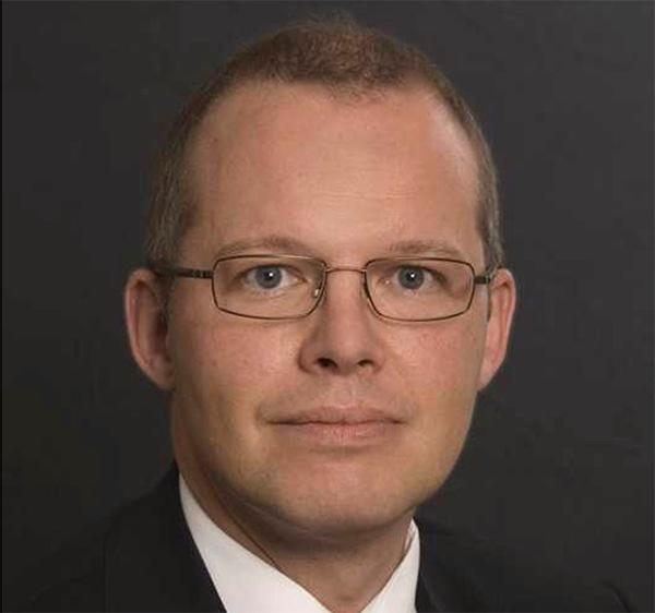 Björn Blomqvist, koncernchef vid Eckerökoncernen.