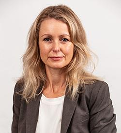 Anna Skogstam, smittskyddsläkare.